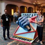 De retour de Podcast Movement 2019